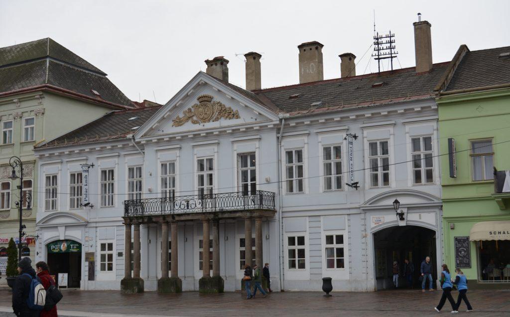 Csáky-Dessewffy-palota