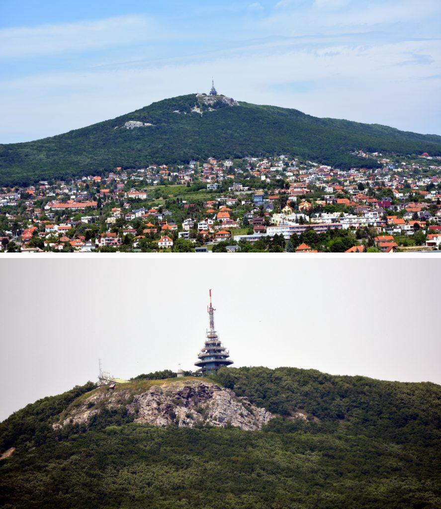 Zobor-hegyi millenniumi emlékmű