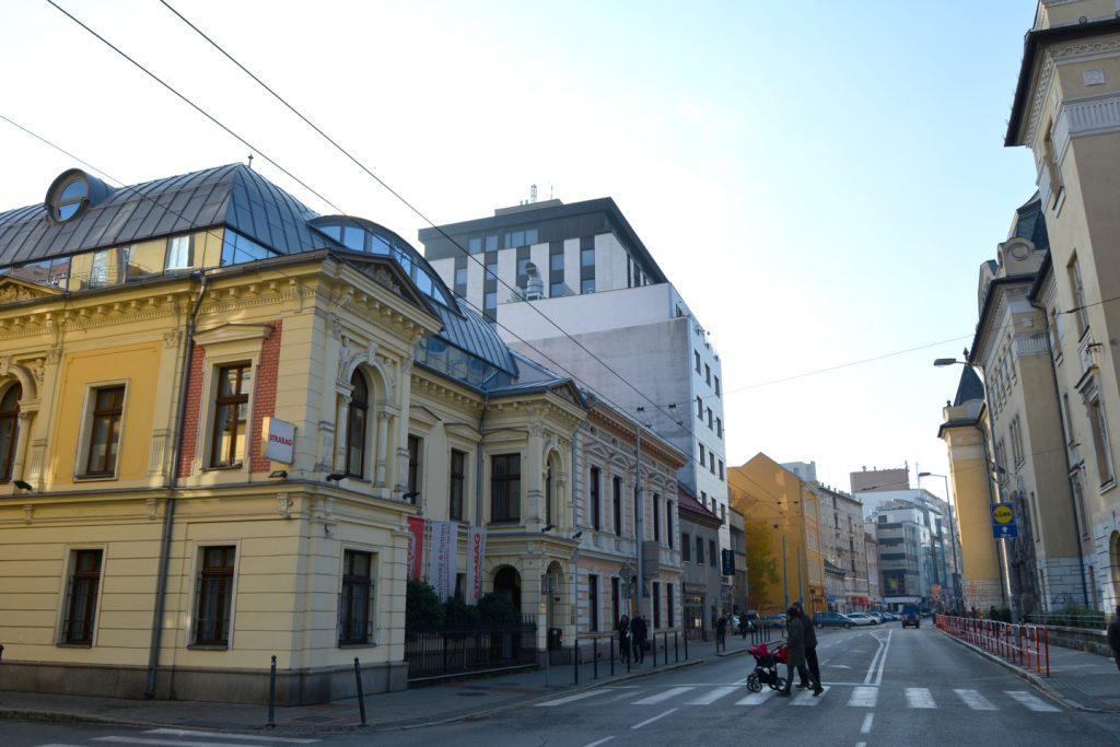 Kempelen Farkas lakóháza
