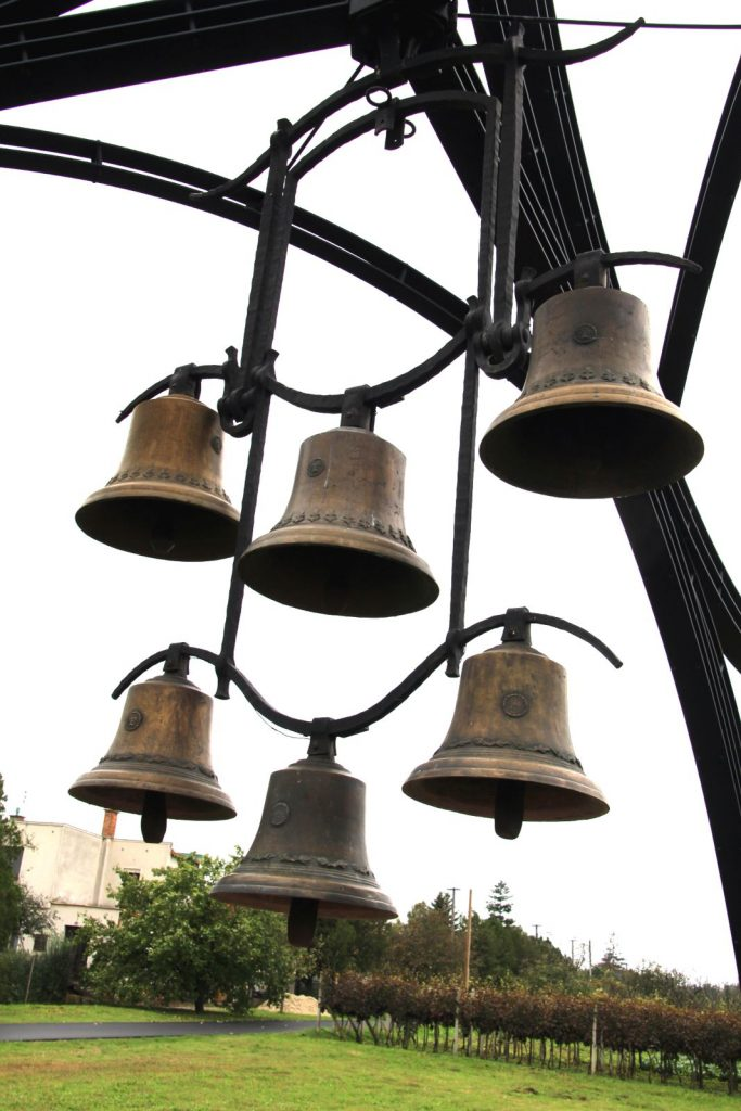 Zsitvatoroki békekötés emlékműve