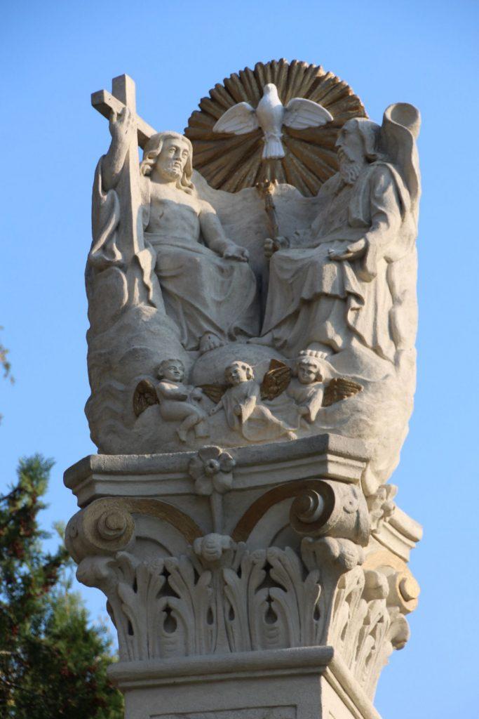Szentháromság szobor