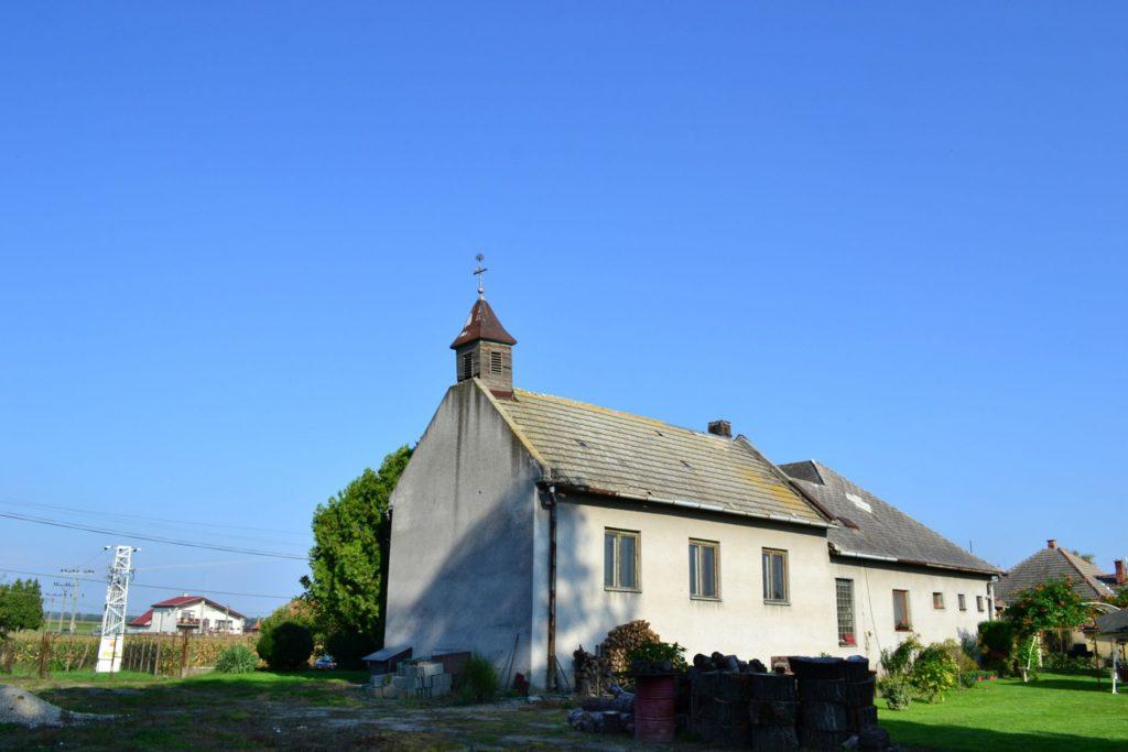 Evangélikus imaház és paplak