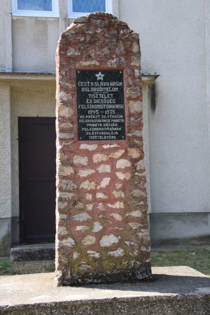 A felszabadulás emlékműve